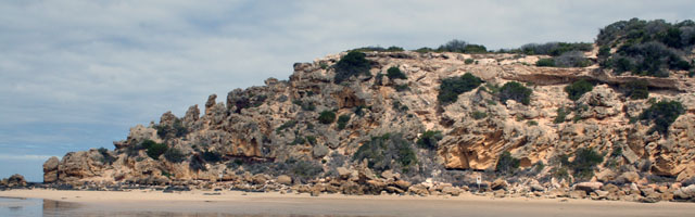 About the Barwon Heads Bluff
